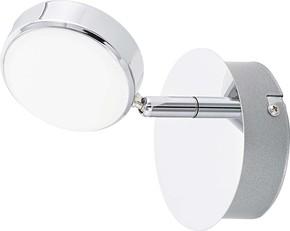 Eglo LED-Spot WL/1 chr-sat 95628