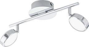 Eglo LED-Spot LS/2 chr-sat 95629