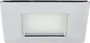 Brumberg Leuchten LED-Einbauleuchte 12V DC 3000K, chrom 12110023