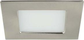Brumberg Leuchten LED-Einbauleuchte 12V DC 3000K, nickel 12110153