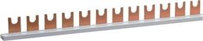 Hager Phasenschiene 1p,Gabel.16qmm,56M KD180U