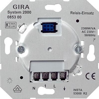 Gira Relais-Einsatz System2000 085300
