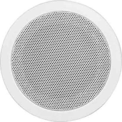 WHD EB-Lautsprecher Metall-Decken-EB UPM140-T6 weiß