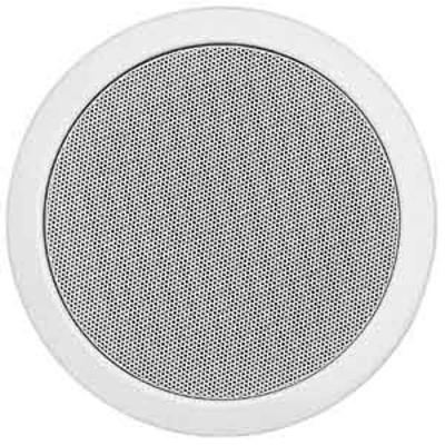 WHD EB-Lautsprecher Metall-Decken-EB UPM 200-T6 weiß