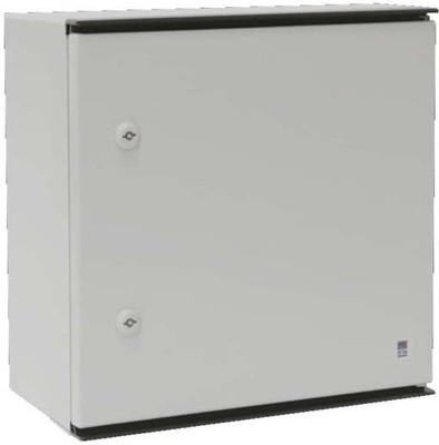 Rittal Kunststoffschaltschrank 1 Tür 400x400x200mm KS 1444.500