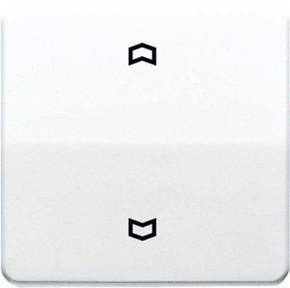 Jung Wippe Symbole weiß für Taster CD 590 P