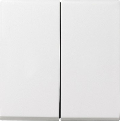Gira Wippe Seriensch. reinweiß-glänzend System55 029503
