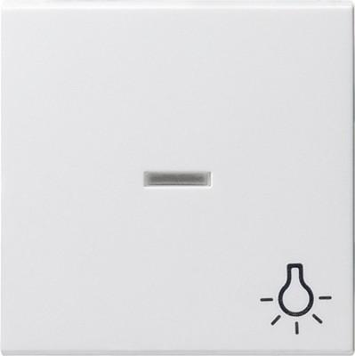 Gira Wippe Licht reinweiß-glänzend für Taster 067403