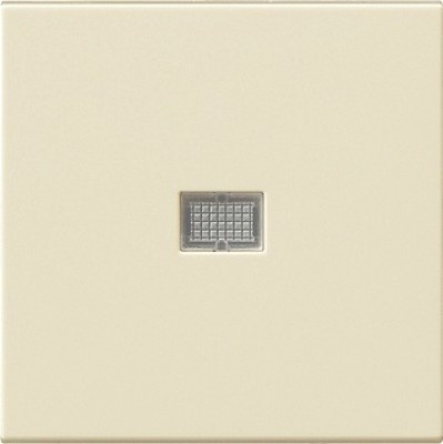 Gira Wippe cremeweiß-glänzend m.Kontroll-Fenster 029801