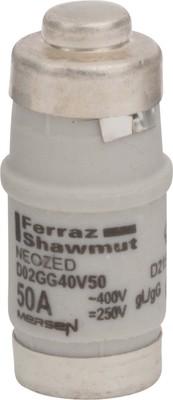 Mersen Sicherungseinsatz NEOZED D02 gG 50A/400V D02GG40V50