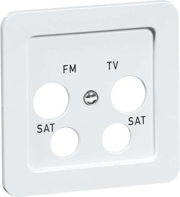 Peha Zentralplatte D 80.610.02 TV/4A