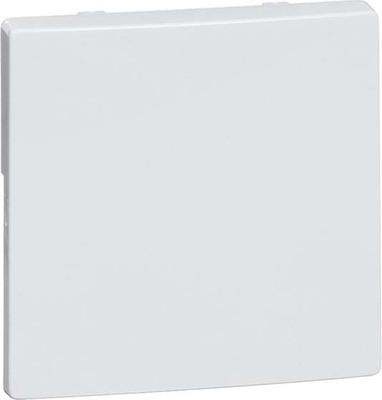 Peha Tastaufsatz 1-fach reinweiß für UP-Empfänger D 95.420.02