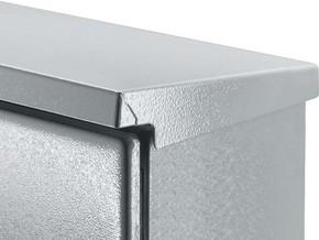 Rittal Regendach Stahlblech lackiert, RAL7035 SZ 2501.500