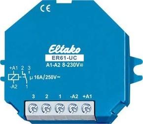 Eltako Schaltrelais 1W pot.frei 10A/250V ER61-UC