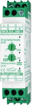 Schalk Netzfeld-Abschaltautomat NFA 63