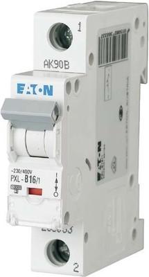 Eaton (Installation) LS-Schalter m.Beschrift. B 16A, 1p PXL-B16/1