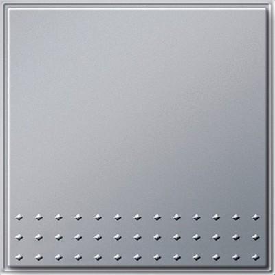 Gira Tast-Wechselschalter aluminium TX44 012665