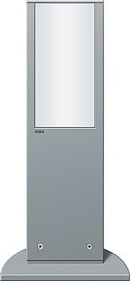 Gira Lichtsäule aluminium kurz 134426