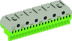 Striebel&John PE-Klemmenblock 20x4 +6x25qmm ZK206G