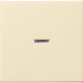 Gira Wippe cremeweiß-glänzend mit Kontroll-Fenster 029001