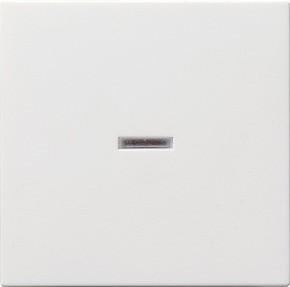 Gira Wippe reinweiß-glänzend mit Kontroll-Fenster 029003