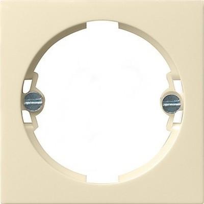 Gira Zentraleinsatz cremeweiß-glänzend f.Lichtsignal 066001
