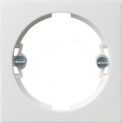 Gira Zentraleinsatz reinweiß-glänzend f.Lichtsignal 066003