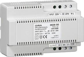 Gira Netzteil 24VDC, 4,2A 053500