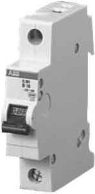 ABB Stotz S&J Sicherungsautomat 6kA 25A B 1p S201-B25
