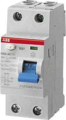 ABB Stotz S&J FI-Schutzschalter pro M Compact F202A-25/0,03