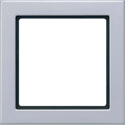 Jung Rahmen 2-fach lichtgrau waage/senkrecht FD 982 LG