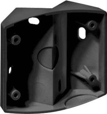 ESYLUX MD-Ecksockel schwarz f. BWM der MD Ser. EM100 25 532