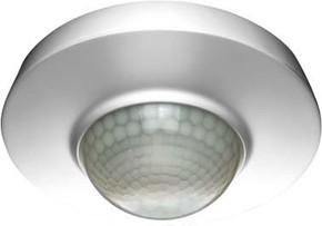 ESYLUX Decken-Präsenzmelder UP, 360 Grad PD 360i/24 weiß