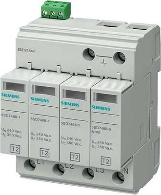 Siemens Indus.Sector Überspannungsableiter Typ2 350V TN-S/TT FA 5SD7464-1