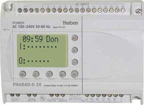 Theben Kleinsteuergerät 8 Eing. 6 Ausg. PHARAO-II 14 (AC)