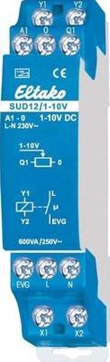 Eltako Steuergerät 1-10V f.Univ.-Dimmschalter SUD12/1-10V