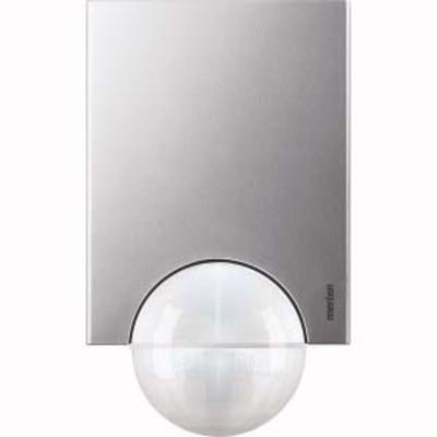 Merten Bewegungsmelder aluminium ARGUS 220,fernbedie. 565560