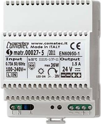 Jung Netzteil REG f. Smart Control NT 2415 REG VDC