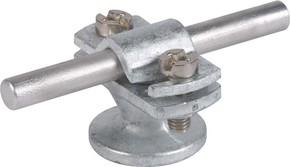 DEHN Leitungshalter f. Rd 7-10mm St/tZn 275 110