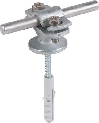 DEHN Leitungshalter f. Rd 7-10mm St/tZn 275 160