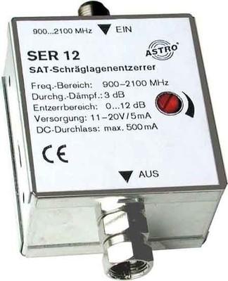 Astro Strobel SAT-Entzerrer 900-2100MHz, 12dB SER 12