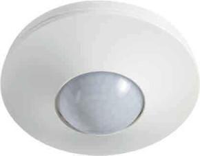 ESYLUX Decken-Präsenzmelder UP, 360 Grad PD-C360i/8 plus weiß