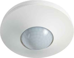 ESYLUX Decken-Präsenzmelder UP, 360 Grad PD-C360i/8 weiß