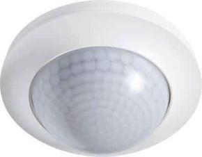 ESYLUX Decken-Präsenzmelder UP, 360 Grad PD-C360i/24 DRY weiß