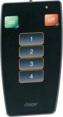 Hager Fernbedienung EE808