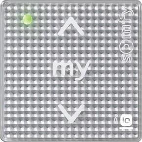 Somfy Funkwandsender 1 IN io 1-Kanal Silver Shine 1811095