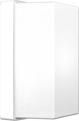 RZB Vollkunststoffleuchte weiß A60 60W 22144.002