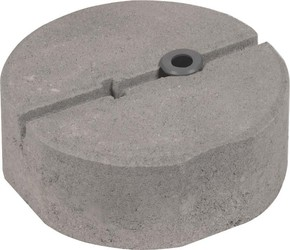 DEHN Betonsockel Set C45/55 8,5kg D240mm 102 003