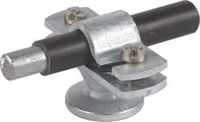 DEHN Leitungshalter f. Rd 13mm St/tZn 275 113