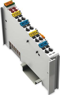 WAGO Kontakttechnik Busklemme 4AI 4-20mA S.E. 750-455